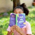You'll wish you had 'Just Us Girls: A Shared Journal For Moms and Daughters' as a girl