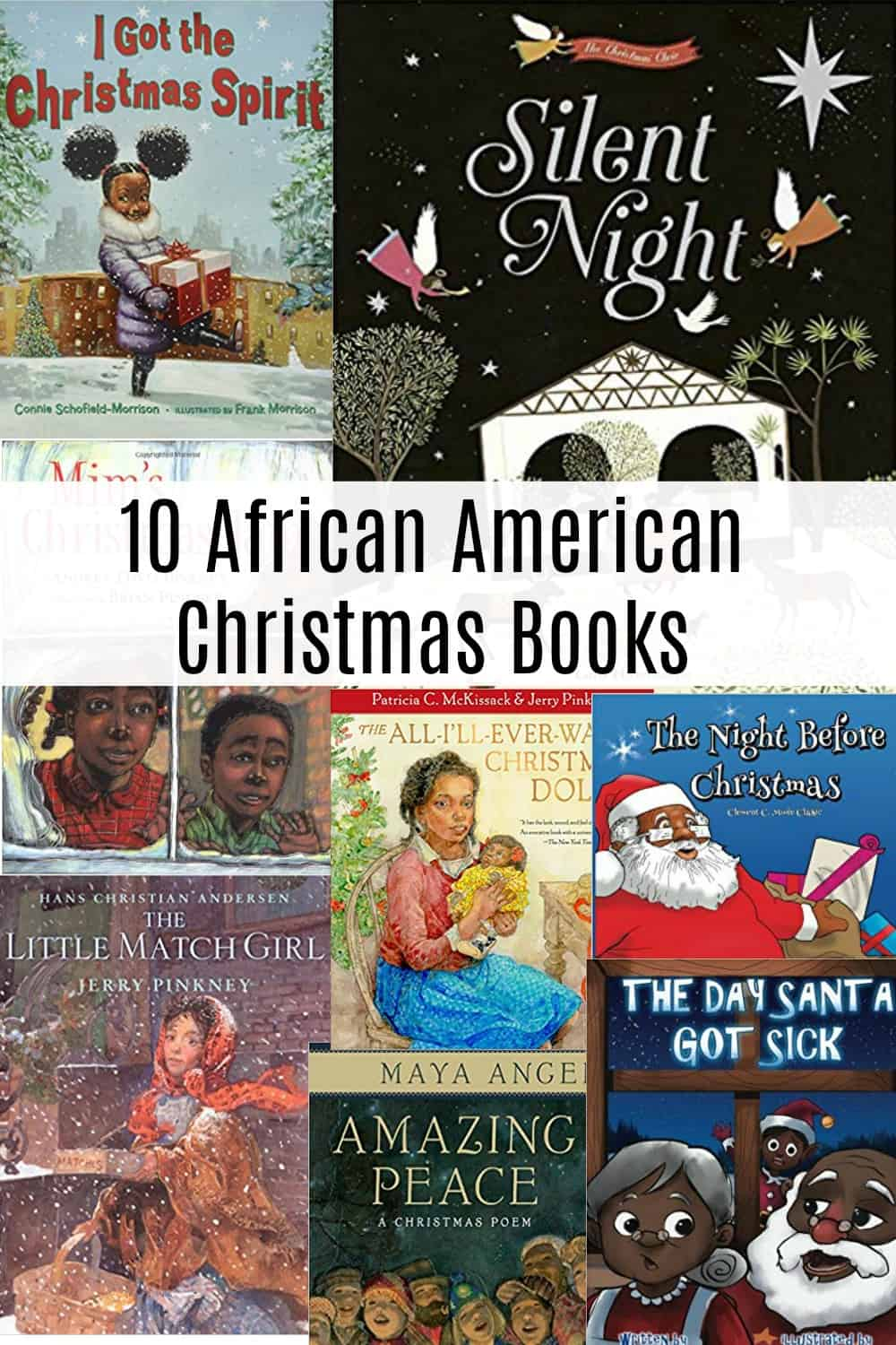 African American Christmas Books