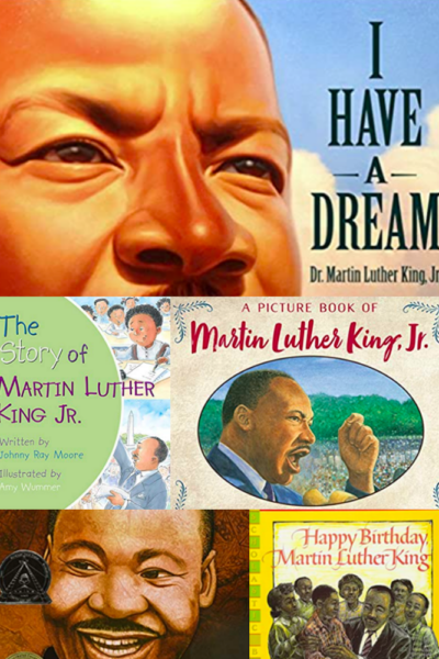 books about MLK for Kids