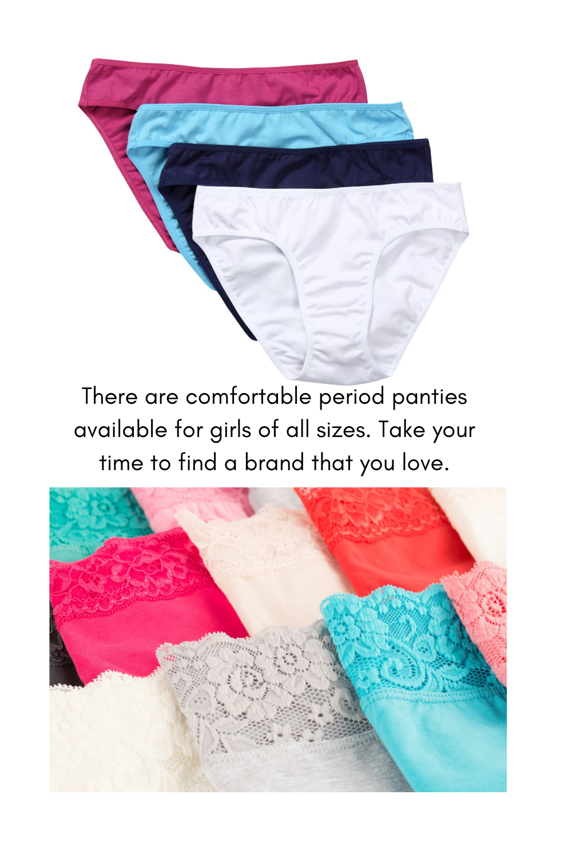 period panties for girls